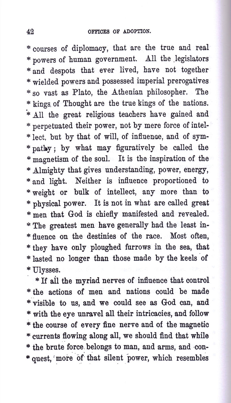 Masonic Baptism of Children by Albert Pike Part III page 42