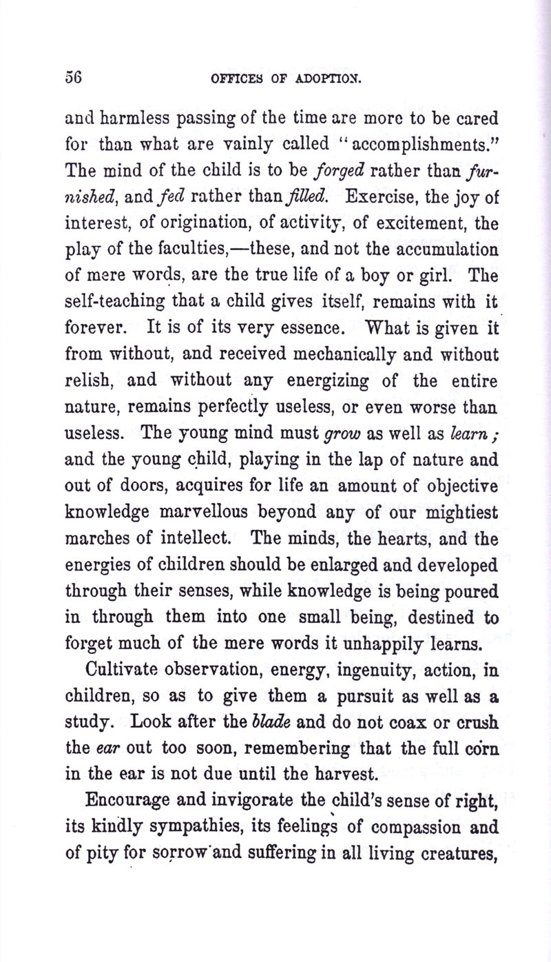 Masonic Baptism of Children by Albert Pike Part III page 56