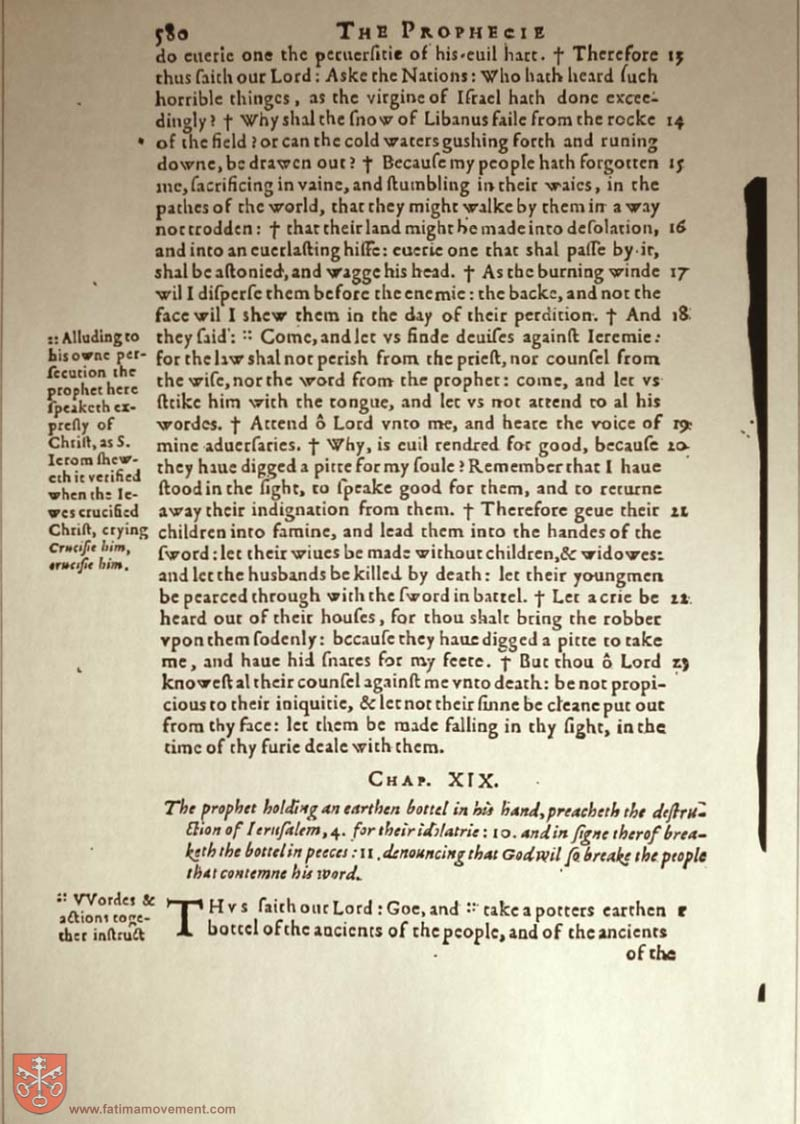 Original Douay Rheims Catholic Bible scan 1715