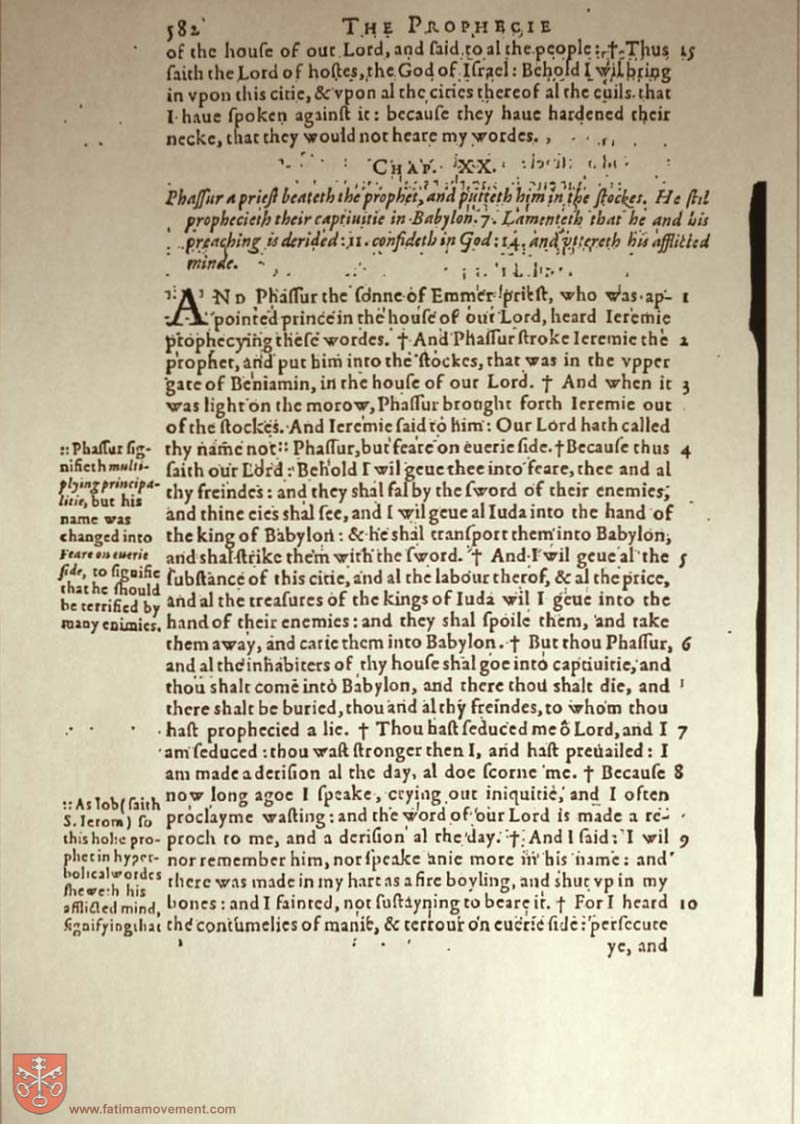 Original Douay Rheims Catholic Bible scan 1717