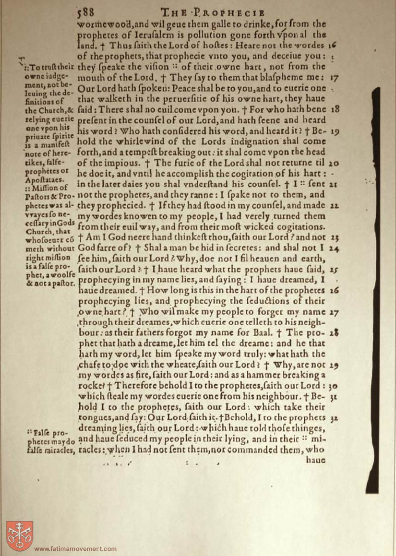 Original Douay Rheims Catholic Bible scan 1723