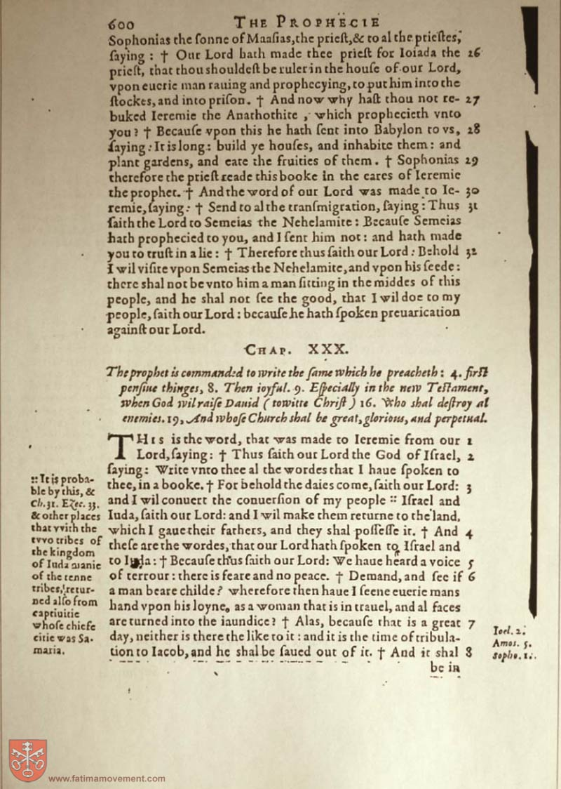Original Douay Rheims Catholic Bible scan 1735