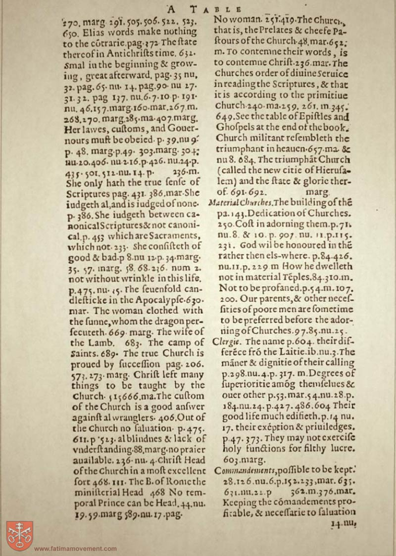 Original Douay Rheims Catholic Bible scan 3003