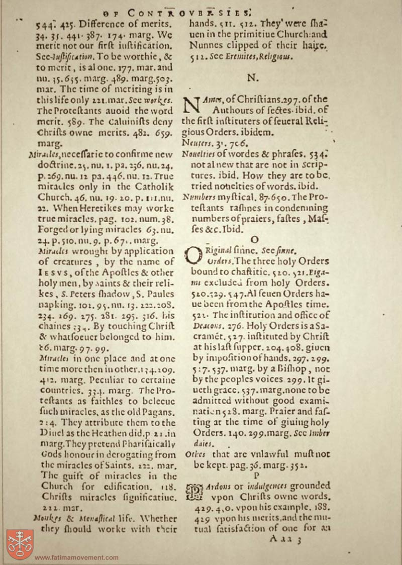 Original Douay Rheims Catholic Bible scan 3012