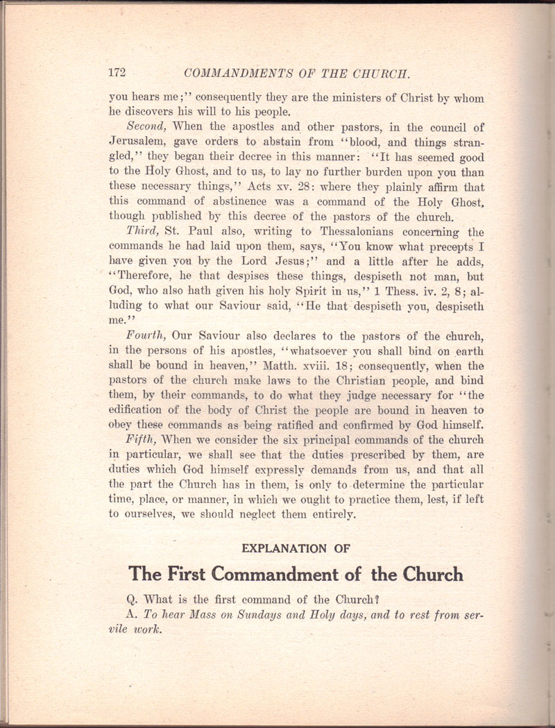 The Manual of The Holy Catholic Church 172