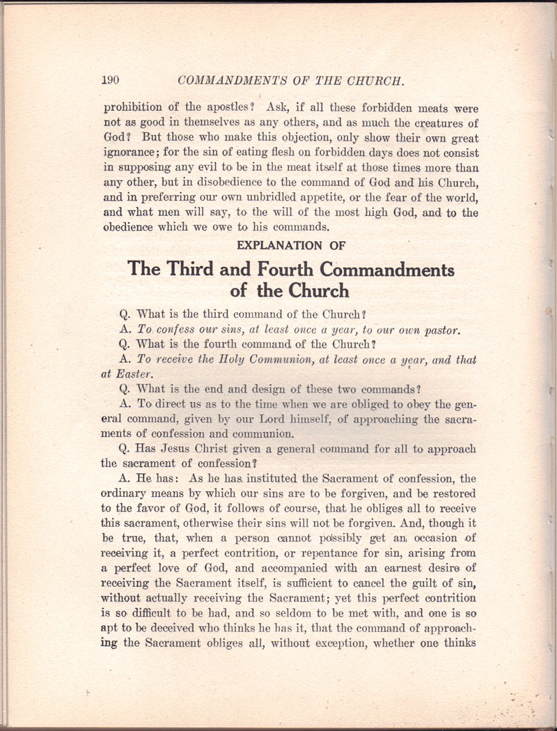 The Manual of The Holy Catholic Church 190