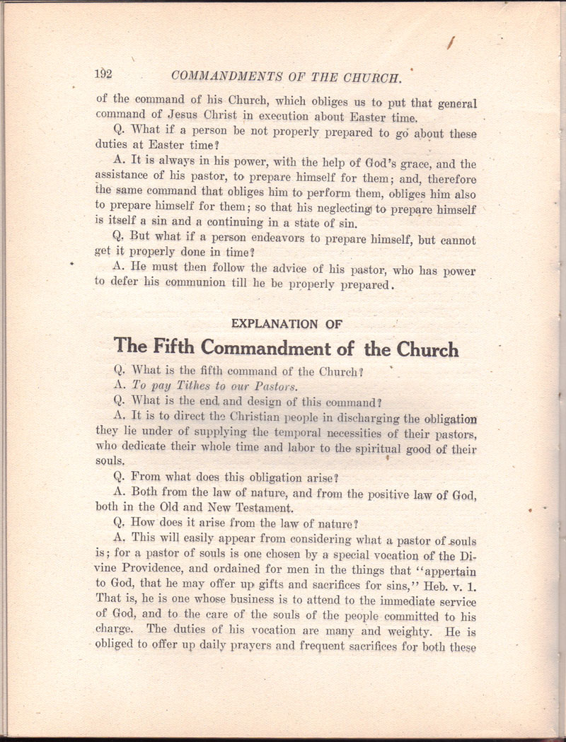 The Manual of The Holy Catholic Church 192