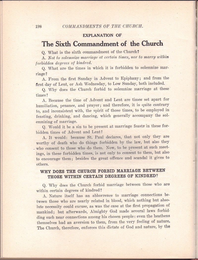 The Manual of The Holy Catholic Church 198