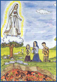 Our Lady of Fatima - Vision of Hell
