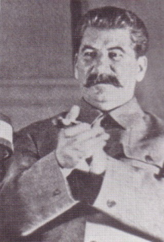 Freemason Josef Stalin