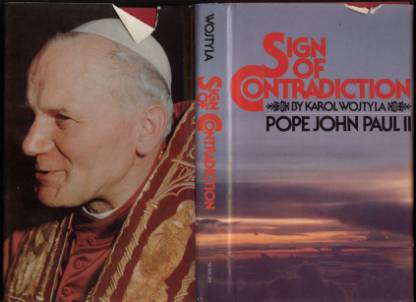 John Paul II Signs of Contradiction Cover