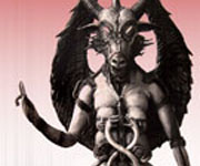 Baphomet - the god of Jewish Freemasonry