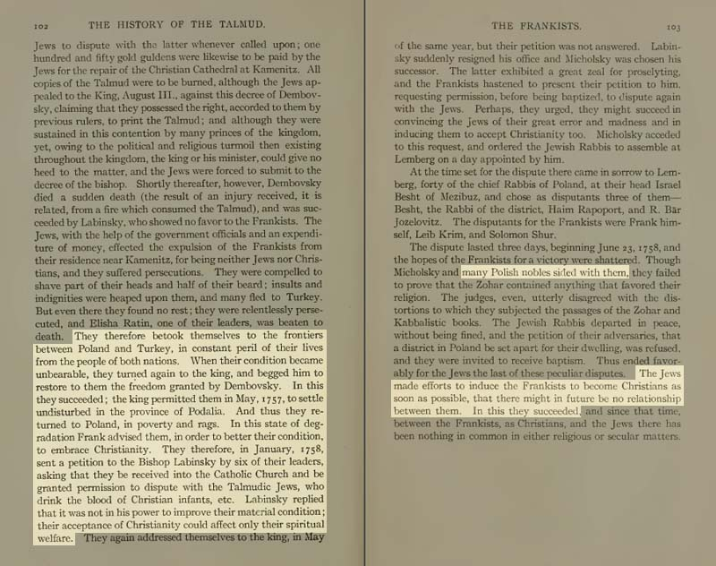 Pages 102-103 of Volume XIX of the Babylonian Talmud