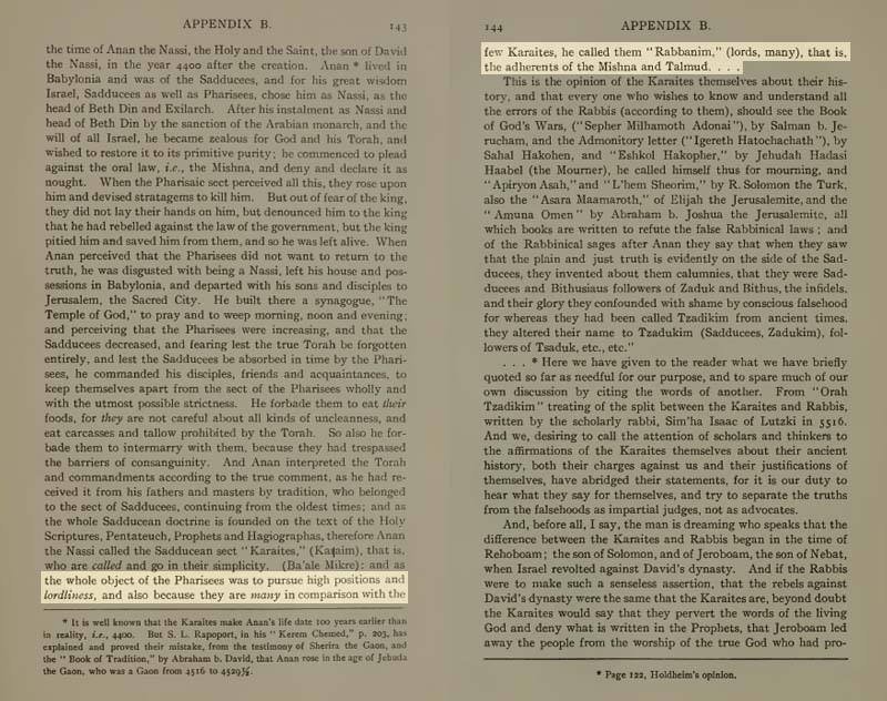Pages 143-144 of Volume XIX of the Babylonian Talmud