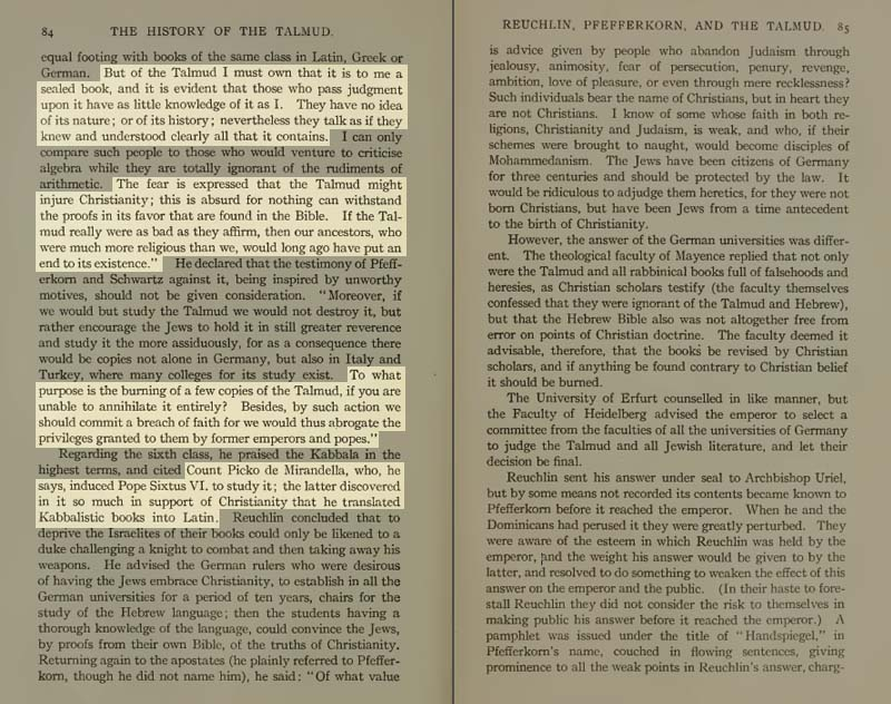 Page 84 of Volume XIX of the Babylonian Talmud