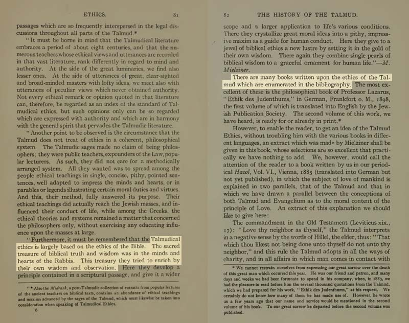 Pages 81-82 of Volume XX of the Babylonian Talmud