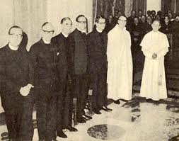 The Lutheran architects of the Novus Ordo Mass