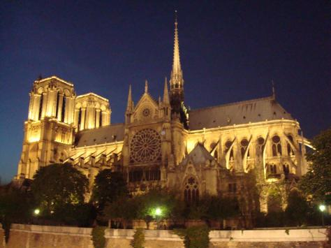 Notre Dame Cathedral, France