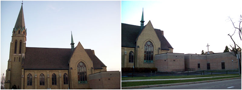 St Mary Parish Buffalo Grove IL - exterior 1