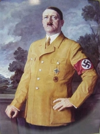 Freemason Adolf Hitler