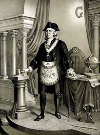 Freemason Benjamin Franklin 1706-1790