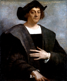Freemason Christopher Columbus 1451-1506