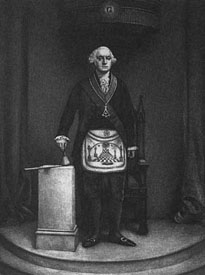 Freemason George Washington 1732-1799