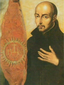 Freemason Ignatius of Loyola 1491-1556