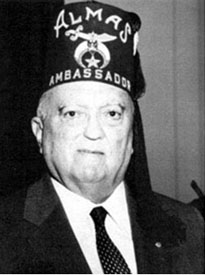 Freemason J. Edgar Hoover 1895-1972