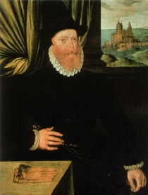Freemason James Douglas 1525-1581