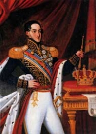 Freemason Miguel of Portugal 1802-1866