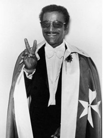 Freemason Sammy Davis Jr. 1925-1990