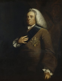 Freemason William Cavendish 1698-1755