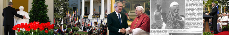 Masonic Rose Garden Ceremony with Bush and Benedict