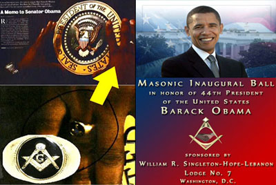 Barrack Obama is a Freemason