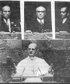 Antipope Paul VI at the United Nations