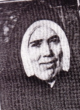 Photograph of the real Sister Lucia