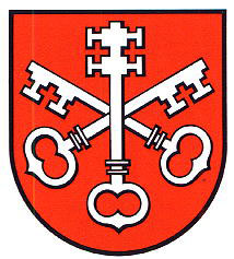 Pope St. Peter's Insignia