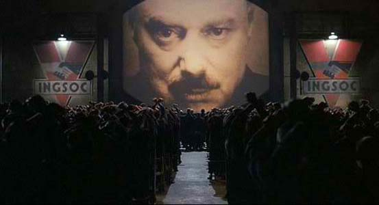 "Big Brother from George Orwell's ""1984"""