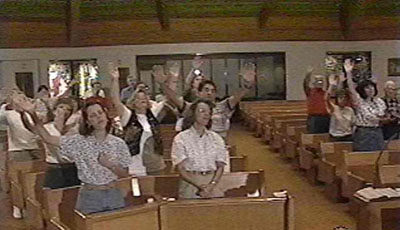 The 'Catholic' Charismatic Movement of the 1970's