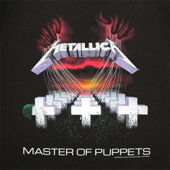 The Puppet Strings of the Devil in Metallica's Album Artwork