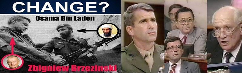 Oliver North Iran Contra hearings Jack Brooks