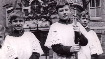 Catholic Altar Boys