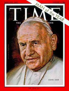 Freemason John XXIII was responsible for the New Order Council against Christ (antipope from 1958-1963)